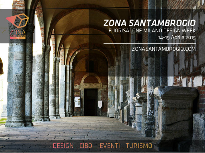 What to see at Zona Santa Ambrogio, New Cultural District of Milan Design Week