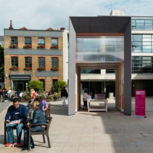 Clerkenwell Design week: the creative capital of the world!  Clerkenwell Design week: the creative capital of the world! Studio Weave Smith pavilion Clerkenwell Design Week dezeen 4 300x300