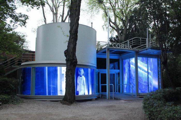 Korean Pavilion at Venice Art Biennale 2015
