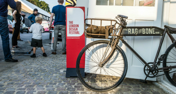 DESIGN DISTRICTS FOR LONDON DESIGN WEEK