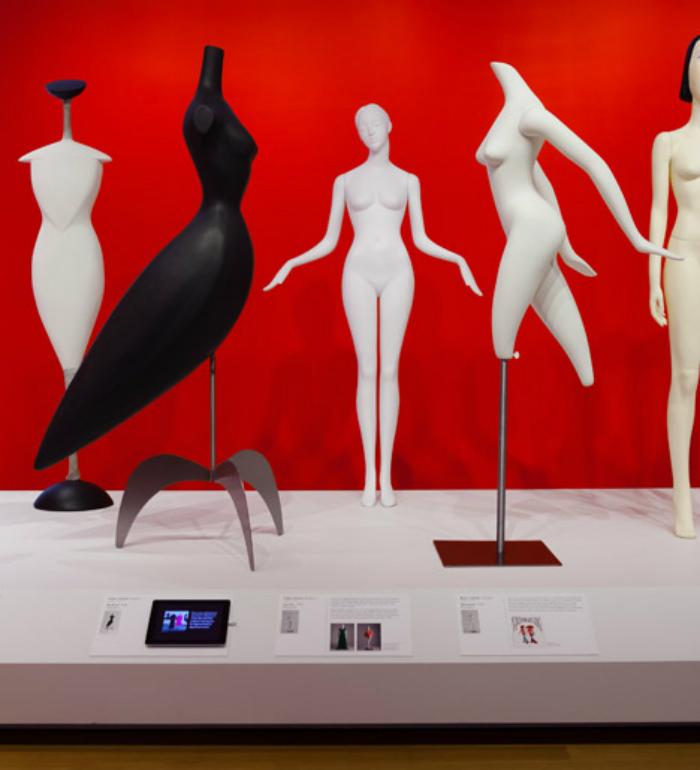 Meet Ralph Pucci´s fashion mannequins  Meet Ralph Pucci´s fashion mannequins Ralph Pucci Mannequin Exhibition dezeen 468 13