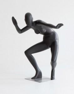 Meet Ralph Pucci´s fashion mannequins  Meet Ralph Pucci´s fashion mannequins Ralph Pucci Mannequin Exhibition dezeen 468 40 236x300