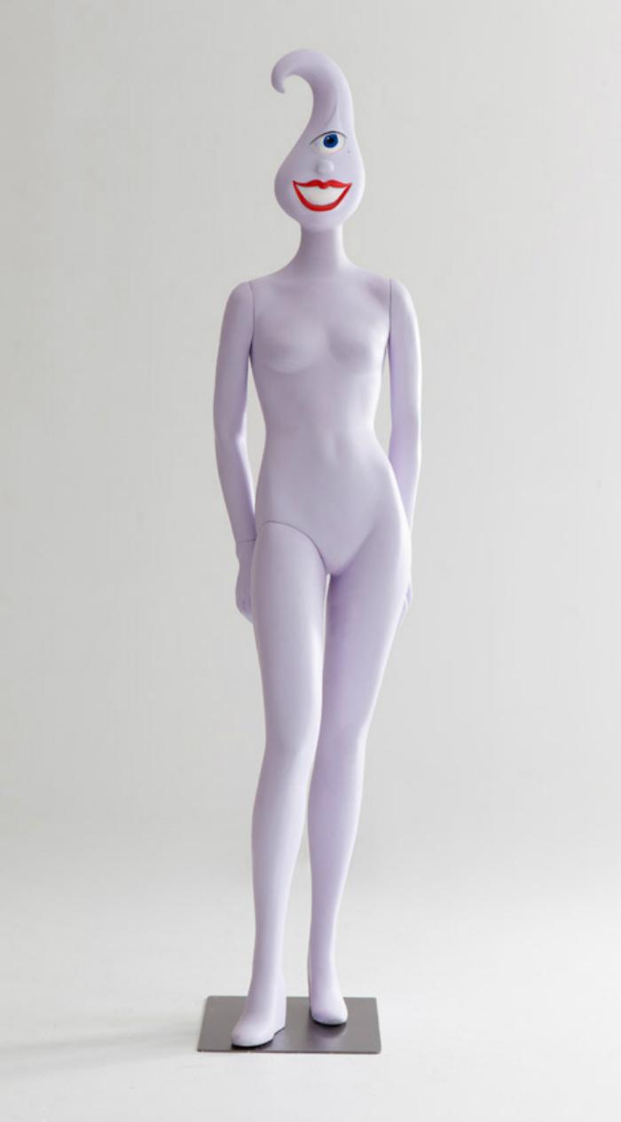 Meet Ralph Pucci´s fashion mannequins  Meet Ralph Pucci´s fashion mannequins Ralph Pucci Mannequin Exhibition dezeen 468 47