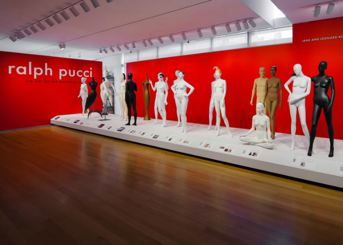 Meet Ralph Pucci´s fashion mannequins  Meet Ralph Pucci´s fashion mannequins Ralph Pucci The Art of the Mannequin Exhibition dezeen 784 2