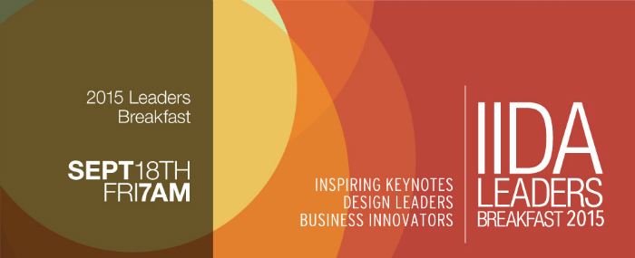 IIDA LEADERS BREAKFAST LOS ANGELES 2015  IIDA LEADERS BREAKFAST LOS ANGELES 2015 LB2015 HP Slideshow