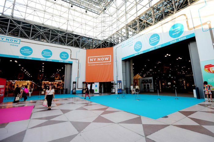 Have you been to NYNow market 2015?