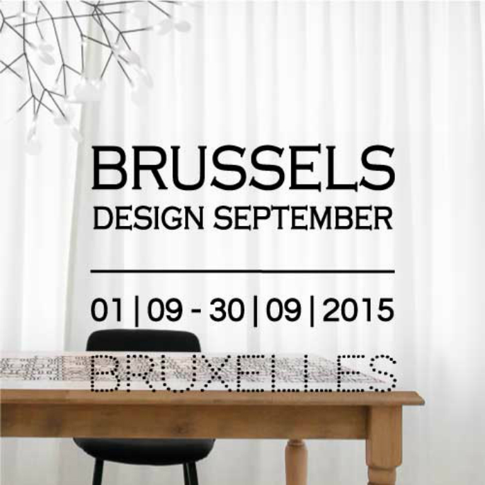 Brussels Design September  Meet Brussels Design September brussels design september 2015