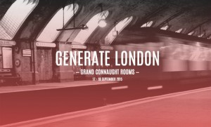 The best of Generate London 2015  The best of Generate London 2015 generate london 2015 300x181