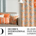 All about Decorex London 2015  All about Decorex London 2015 DECOREX STAND 120x120