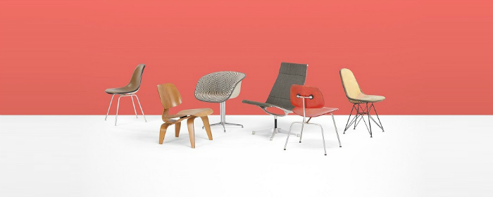 Eames Rarest Design Pieces Ever in Auction