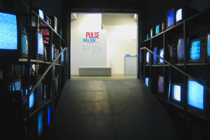 Pulse New York 2015  Pulse New York 2015 Pulse Art Fair Stasis