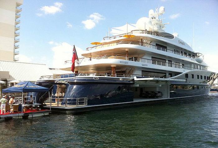 Fort Lauderdale Boat Show   Fort Lauderdale Boat Show Flibs2012 web12