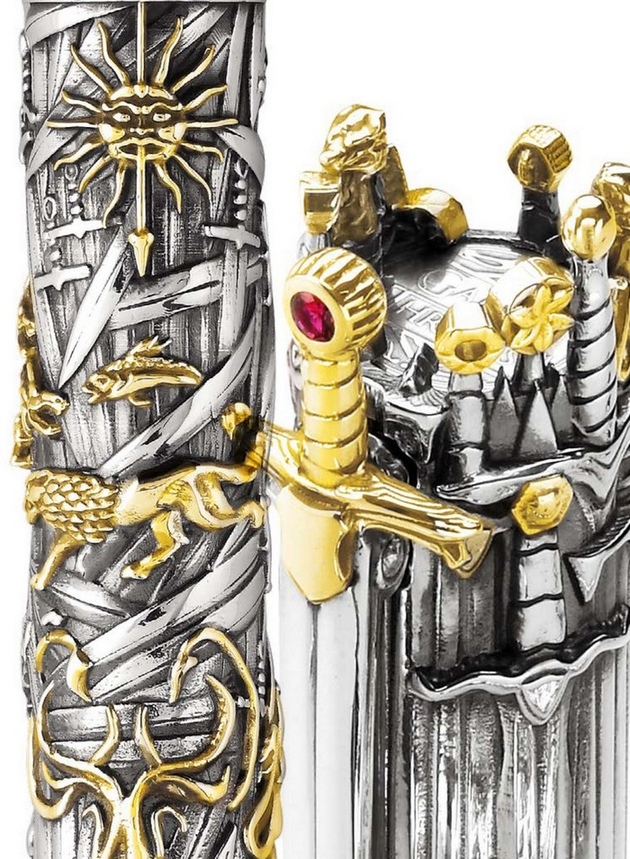 A Game of Pens: A Montegrapa Collection Inspired in Game of Thrones > Best Design Events > The latest on th bet design events in the world > #gameofthrones #montegrappa #bestdesignevents
