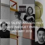 Check Out the Rising Talents at the Maison et Objet 2018