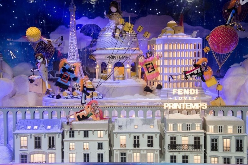 Best Design Events Presents You the Best Christmas Windows 2017 > Best Design Events > The latest news on the best design events in the world > #bestdhristmaswindows2017 #christmasdecorations #bestdesignevents Best Christmas Windows 2017 Best Design Events Presents You the Best Christmas Windows 2017 Best Design Guides Shows You the Best Christmas Windows 2017 5