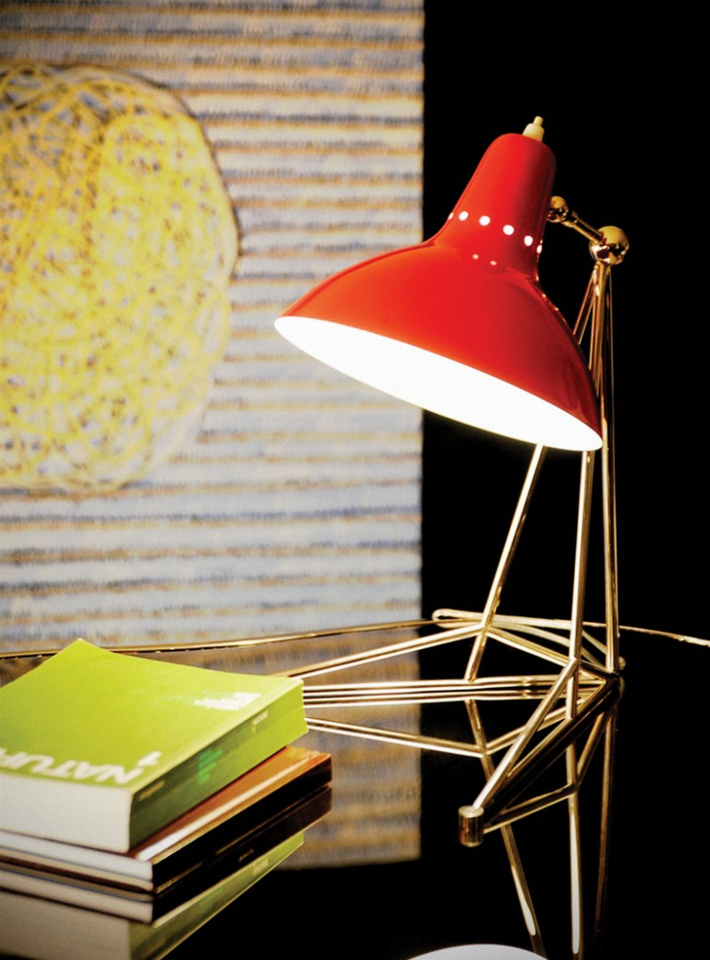 Meet Delightfull's Amazing Mid-Century Lamps at the IMM Cologne 2018 > Best Design Events > The latest news on the best design events in the world > #immcologne #immcologne2018 #bestdesignevents