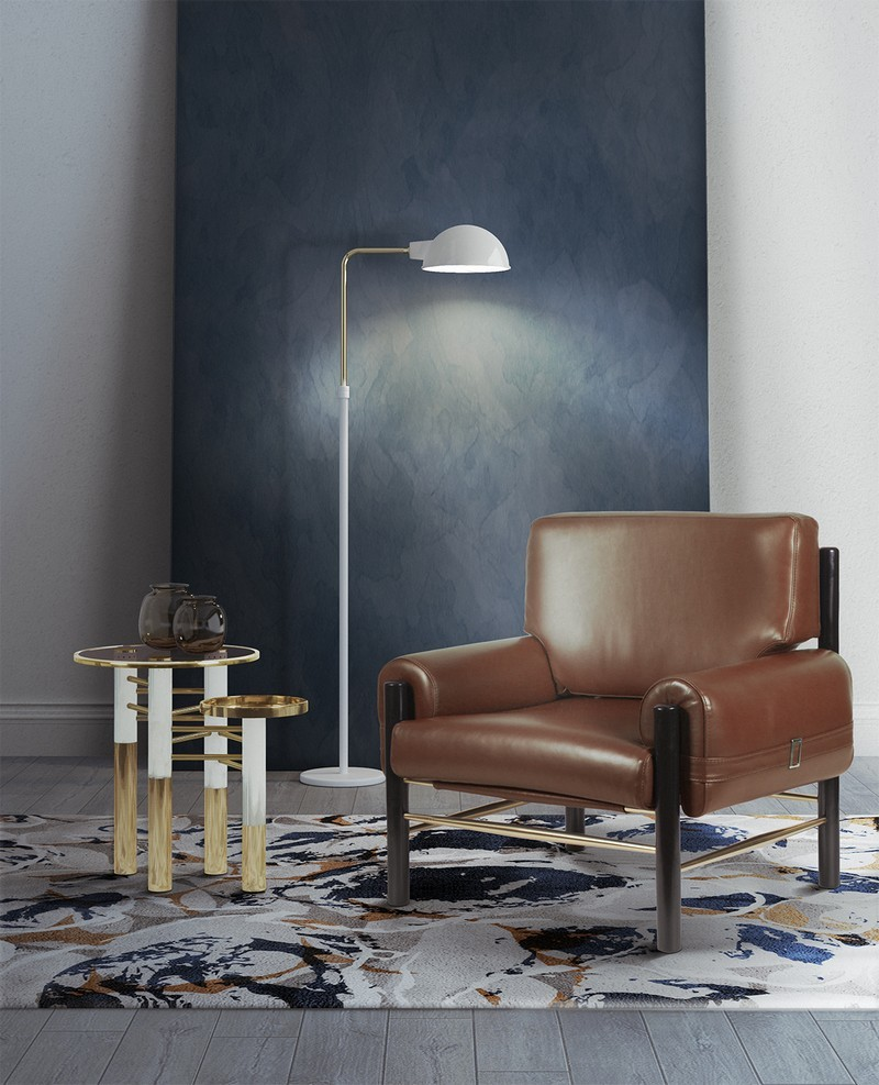 Interior Design Tips: Contemporary Rugs and 2018 Color Trends > Best Design Events > The latest news on the best design events > 2018colortrends #contemporaryrugs #bestdesignevents 2018 color trends How to Use the 2018 Color Trends on Modern Contemporary Rugs Interior Design Tips Contemporary Rugs and 2018 Color Trends 3