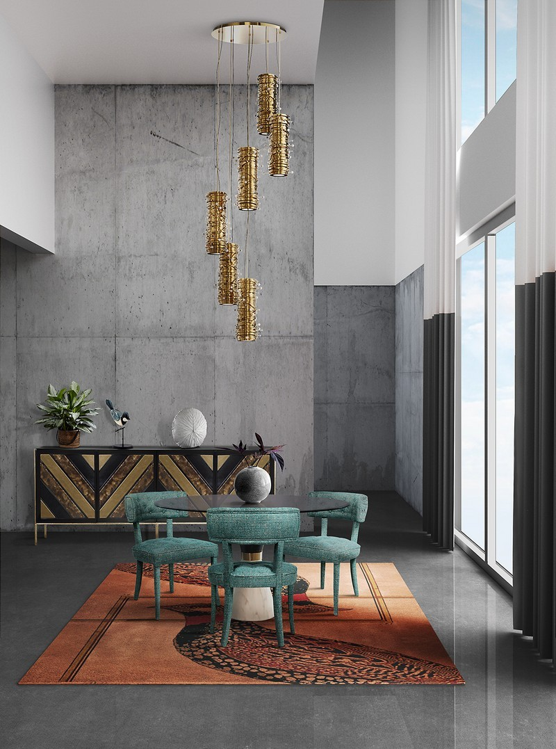 Interior Design Tips: Contemporary Rugs and 2018 Color Trends | Best ...