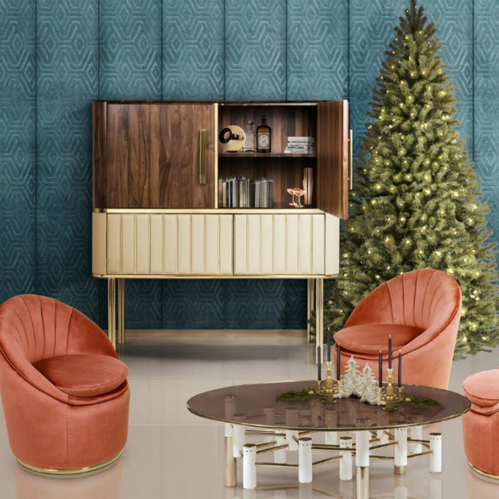 Celebrate Christmas With These Incredible Furniture Pieces For Your Living Room furniture pieces Celebrate Christmas With These Incredible Furniture Pieces For Your Living Room Celebrate Christmas With These Incredible Furniture Pieces For Your Living Room 1