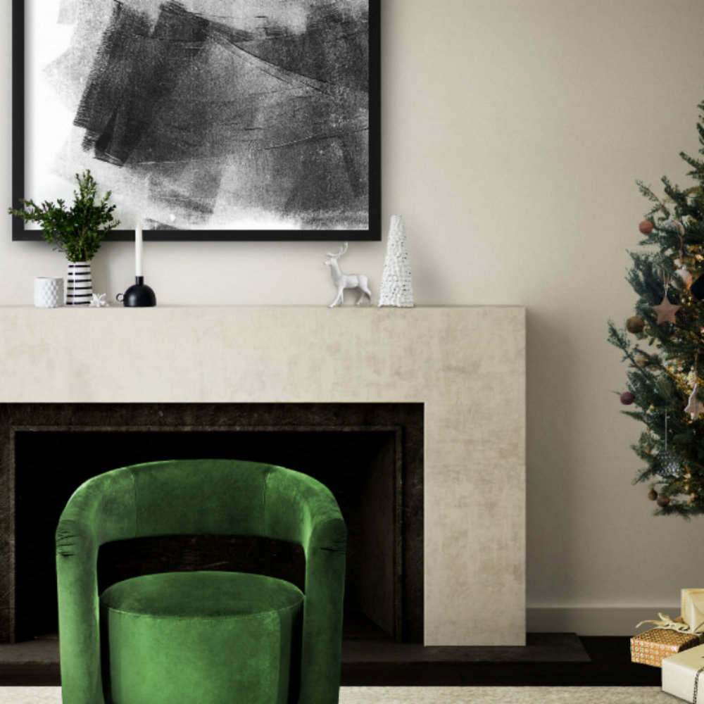 Celebrate Christmas With These Incredible Furniture Pieces For Your Living Room