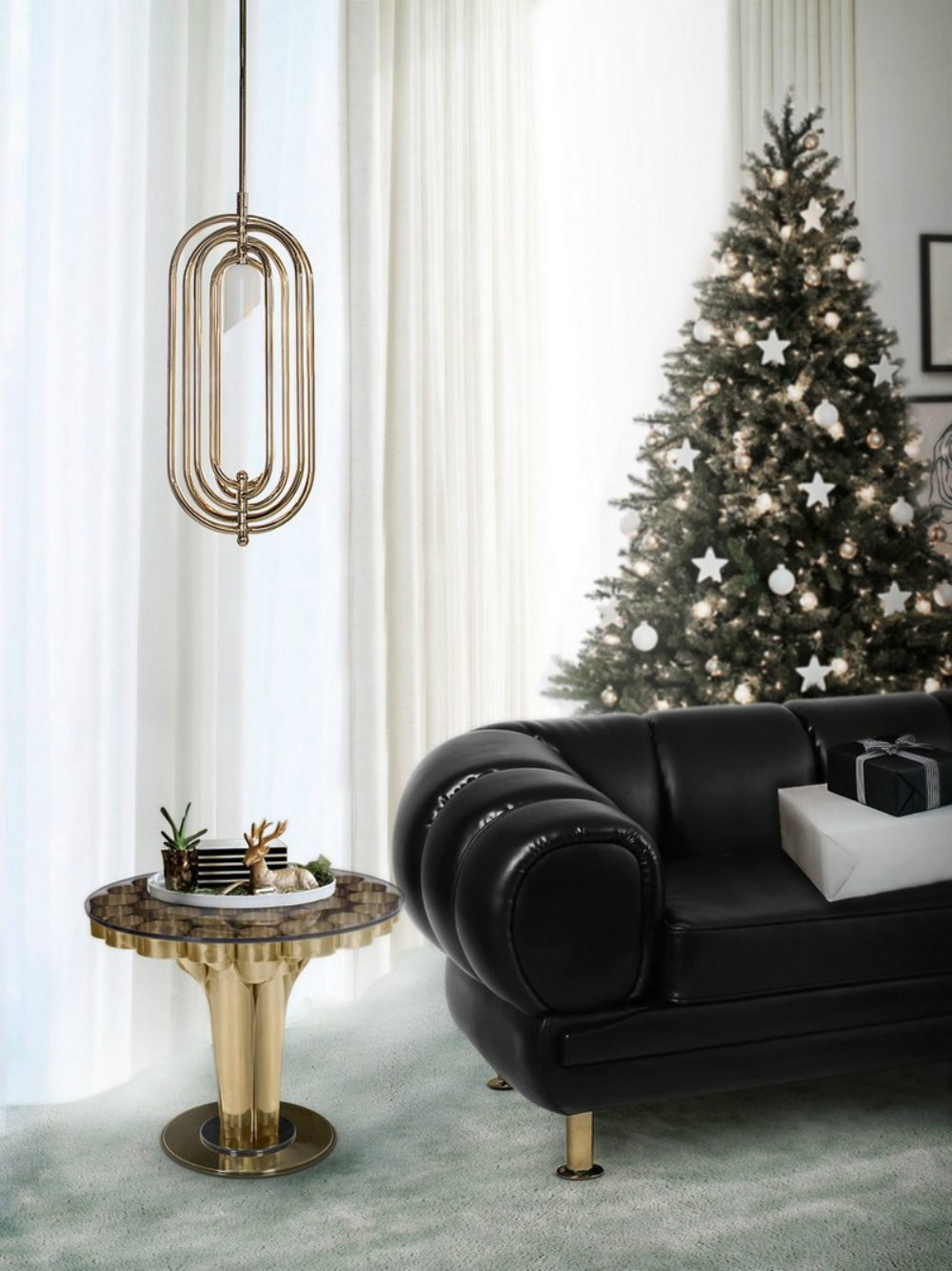 furniture pieces Celebrate Christmas With These Incredible Furniture Pieces For Your Living Room Celebrate Christmas With These Incredible Furniture Pieces For Your Living Room 3
