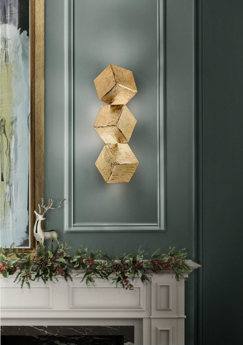 Celebrate Christmas With These Incredible Furniture Pieces For Your Living Room furniture pieces Celebrate Christmas With These Incredible Furniture Pieces For Your Living Room Celebrate Christmas With These Incredible Furniture Pieces For Your Living Room 5