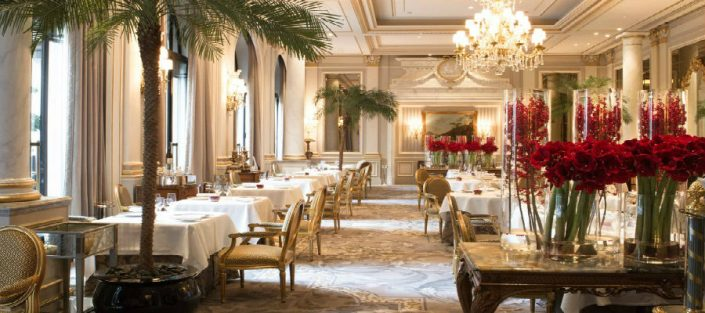 luxurious restaurants The Most Luxurious Restaurants In Paris The Most Luxurious Restaurants in Paris 705x313