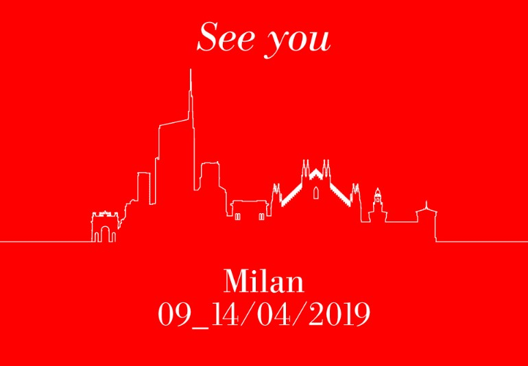 The Ultimate Guide For ISaloni & Milan Design Week 2019 isaloni The Ultimate Guide For ISaloni & Milan Design Week 2019 The Ultimate Guide For ISaloni Milan Design Week 2019 2